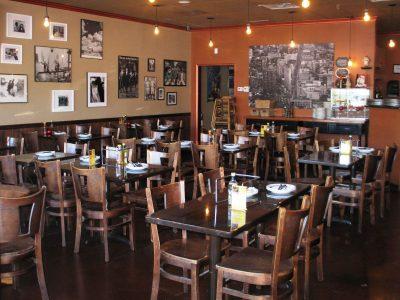 Established Pizzeria-Italian Eatery