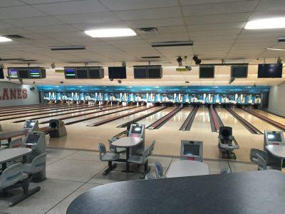 Bowling Alley-Bar