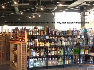 Bar-Restaurant-Packaged Goods Store