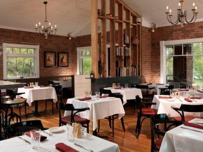 Free-Standing Restaurant