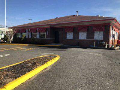 Manasquan, NJ Closed Diner
