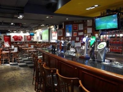 Gastro Pub-Sports Bar