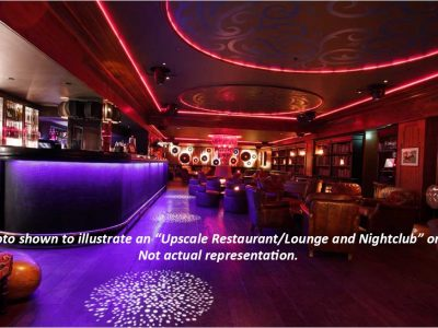 Upscale Sports Bar/Nightclub/Catering Facility