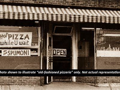 Old-Fashioned Pizzeria