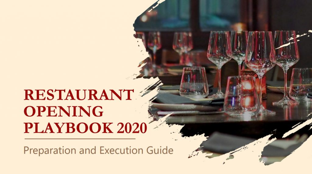 Bielat Santore & Company Releases New Jersey Restaurant Reopening Playbook