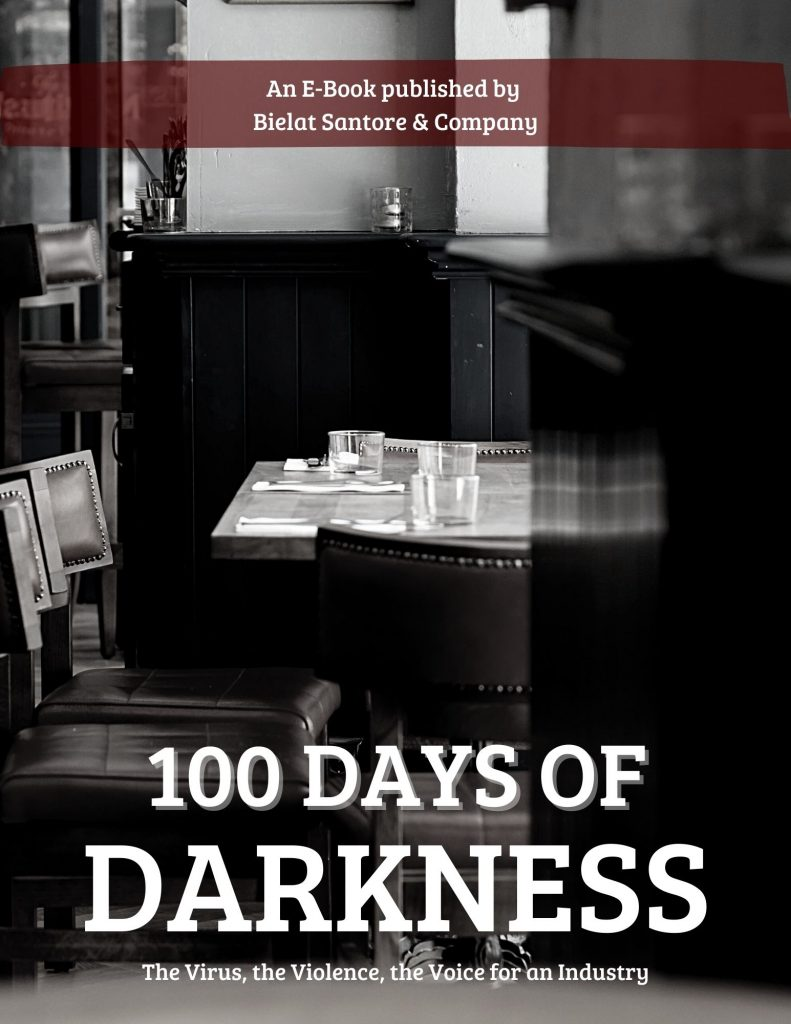 100 Days of Darkness E-Book